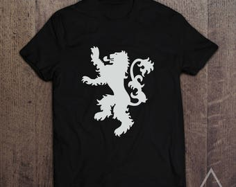House Lannister Sigil - Game Of Thrones T-Shirt