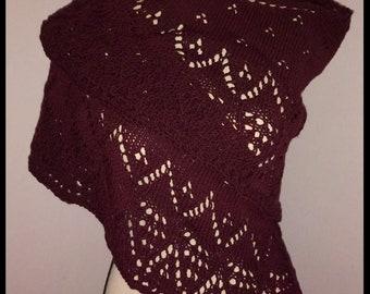 Lorraine shawl