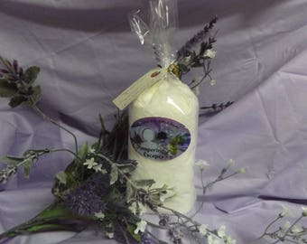 Pamper yourself with my Relaxing, Soothing and Calming Essential Oil Bath Salts. Excellent Gift Idea any time