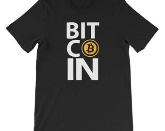 Bitcoin Shirt -BIT-CO-IN