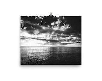 Lake Print