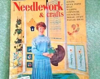 McCall's Needlework & Crafts Spring-Summer 1959
