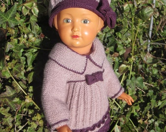 Françoise fashion and doll set