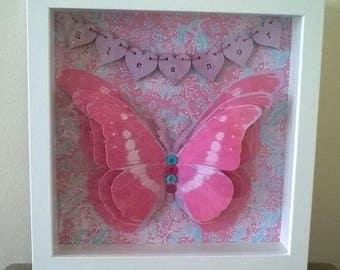 Butterfly Frame
