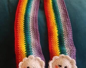 Over the Rainbow Children's Scarf