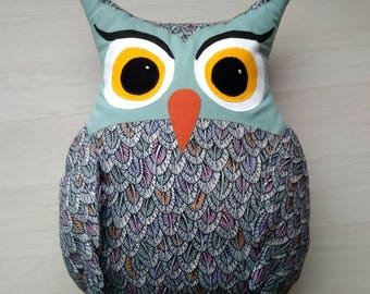 Adorable Owl Pillow