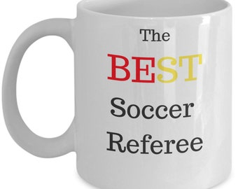The Best Soccer Referee
