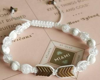 White Heat Bracelet