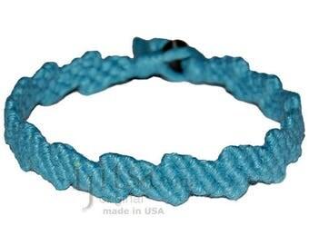 Gin hemp Lightning bracelet or anklet