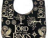 Lord of the Rings - Baby Bib - Geek Gift - Baby Shower Gift - Handmade
