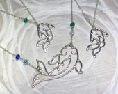 FINAL PAYMENT for Andrew - Set of Custom Designed Sterling Silver Necklaces