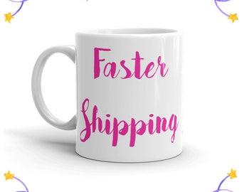 FASTER SHIPPING for 11 oz mugs | Pug Mug, Pug Lover Gift, Best Friend Gift Mug, Dog Lover Gifts For Men, For Women, Coffee Mug Cute Gift