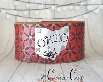 OHIO Cuff (Red)
