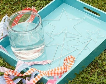 ON SALE Fairy Star Bubble Wand ~ As seen in Better Homes and Gardens