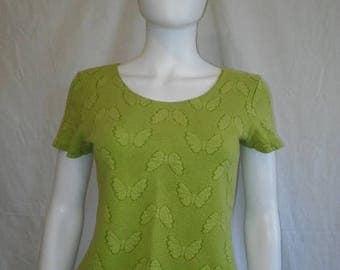 Closing Shop 40%off SALE Butterfly 90s top shirt