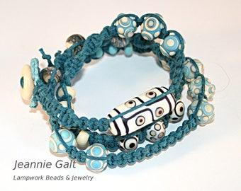 Lampwork  Art Jewelry by Jeanniesbeads #2330