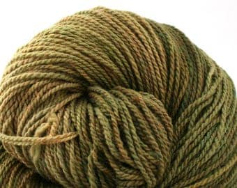 Mohonk Hand Dyed sport weight NYS Wool 370 yds/ 338 m 4oz/ 113g Peat