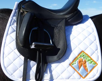 Be So Fine with this dressage saddlepad from The Carrot Collection CD 72