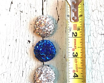 Vintage Sequined Jewelry Supply