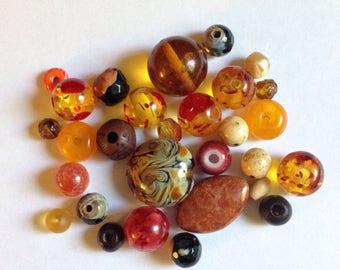 Gorgeous Browns Bead Assortment