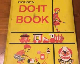 1960s Craft Book