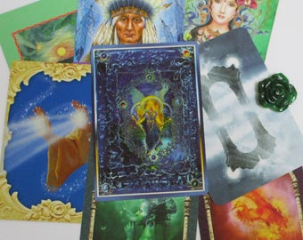 Same Day Psychic Reading,  One Question, One Card, Spirit Guide Reading, Angel Card Reading, Angel Tarot Reading