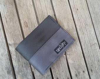 Mens Seatbelt Wallet - Recycled Wallet - Seat Belt Wallet