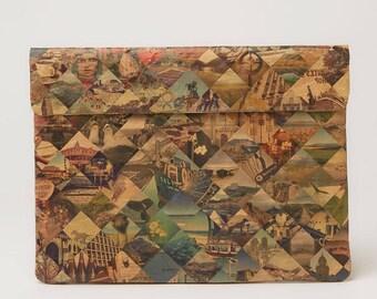 African Memories CAPE TOWN Laptop Paper Sleeve