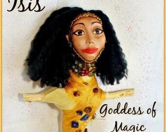 Isis Spirit Doll