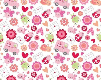 20EXTRA 40% OFF Lovebugs Friends White