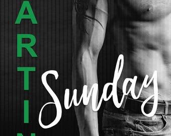 Signed paperback of MARTiNi Sunday