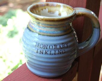 Honorary Inkling Large Pottery Mug