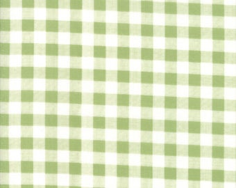 Farmers Daughter (5054 24) Grass Gingham by Lella Boutique