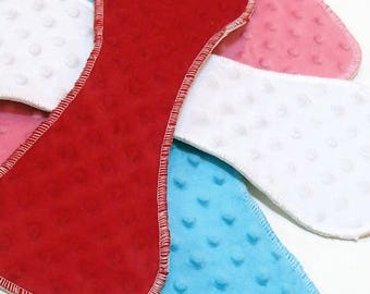 Mystery Seconds - Stay-dry inserts for Babymoon Postpartum Gusseted Cloth Pad - Inserts Only!