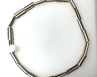 OnSale Striped Steam Punk Beads Destash