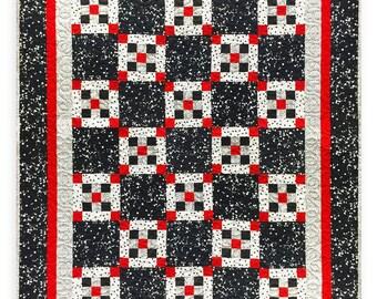 Jordan Fabrics Pre-cut Quilt Kit - Borders Included - IRISH REBEL