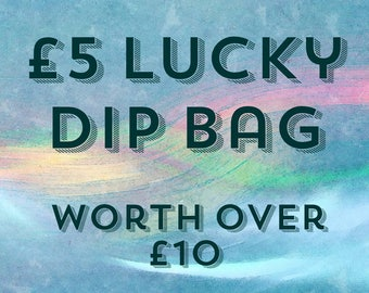 Lucky dip bag small