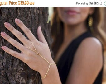 SUMMER SALE SWAROVSKI Crystal hand chain / bracelet /handpiece