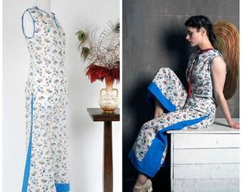 Memorial Weekend Sale - Vintage 1930s Beach Pajamas - Summer 2017 Lookbook - The Avila Beach Pantsuit - FabGabs Original Deco Beach Pajamas