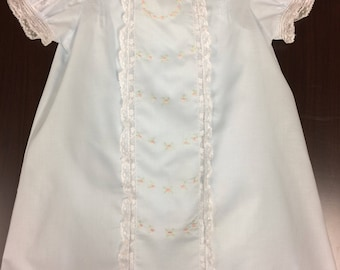 Baby girl's special occasion dress