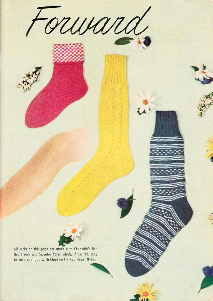 Free sock patterns