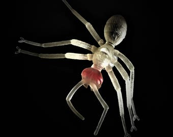 1970s Glow In The Dark ANT Suction Toy 4 inches