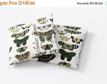 SALE Butterfly Lavender Sachets - Gift for Mom, Grandma, Aunt - Mother's Day - Moth Insect Pillows