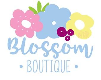 Premade Business Boutique Logo Design