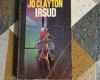 Vintage 1978 Jo Clayton Irsud paperback