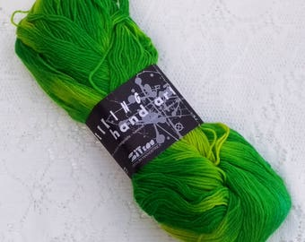 DESTASH - Zitron Trekking Hand Art Sock Yarn - Handpaint - Brazil