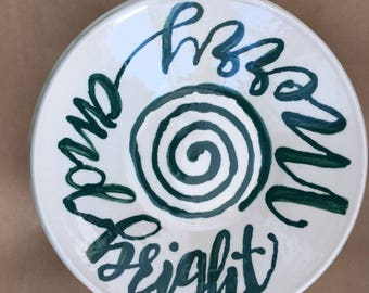 Merry and bright pasta bowl