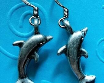 Dolphin Earrings