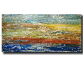 original Painting home decor Large wall art Sale oil