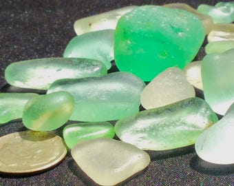 A-Sea Glass or Beach Glass of Hawaii beaches SALE! MASSIVE SEAFOAM! Bulk Sea Glass! Sea Glass Bulk! Genuine Sea Glass!